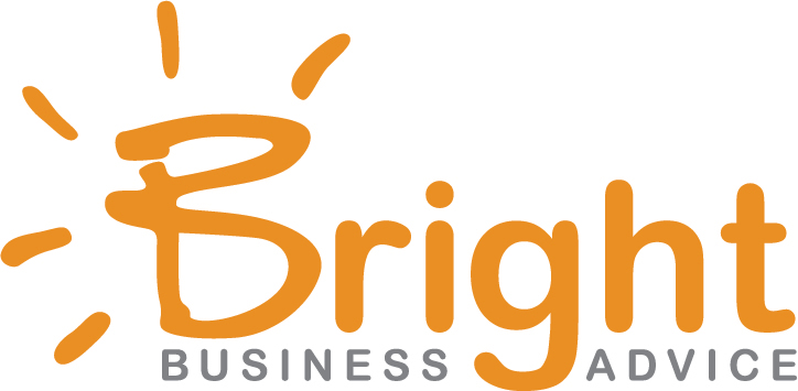 Bright Business Advice New Logo